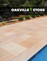 Oakville Stone - Patios, Porches, Pools, Walkways